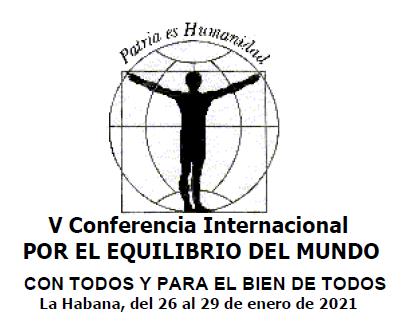 V Conferencia Internacional por el Equilibrio del Mundo