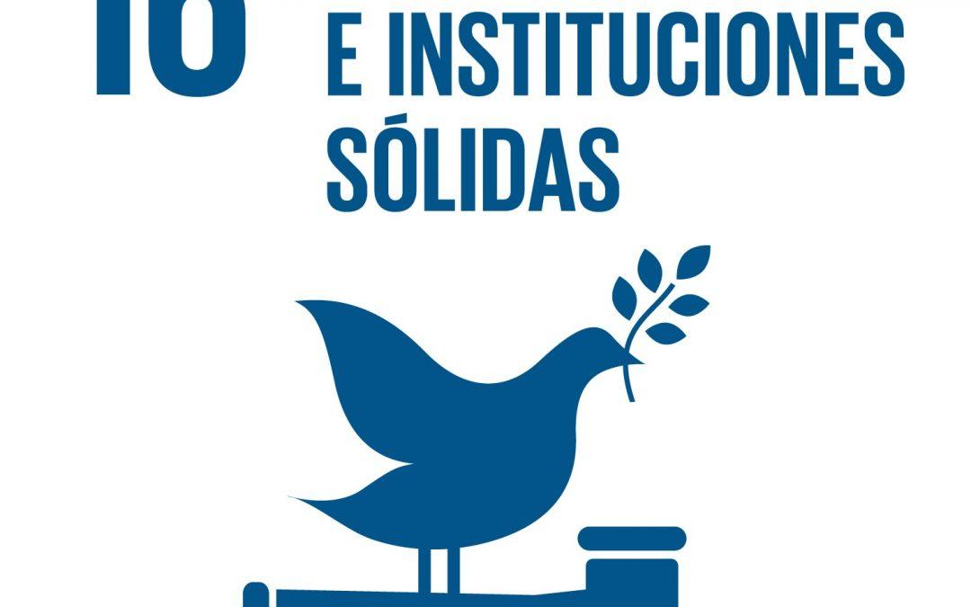 La construcción de la paz en el marco de la Agenda 2030: el ODS 16